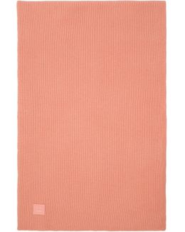 Pink Bansy L Face Scarf