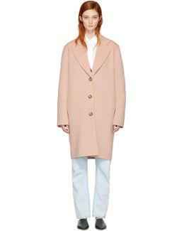 Pink Landi Doublé Coat