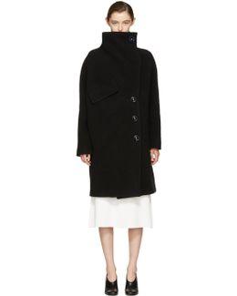 Black Ciara Coat