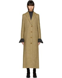 Brown Olivier Long Coat