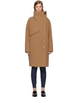 Tan Ciara Coat
