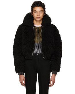 Black Linne Coat
