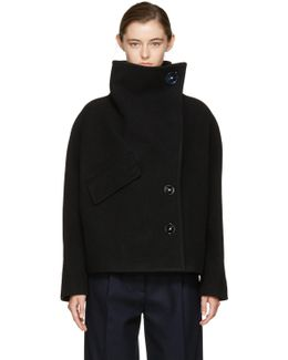 Black Chessa Coat