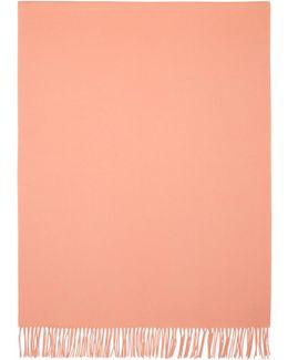 Pink Canada Scarf