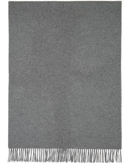Grey Canada Scarf