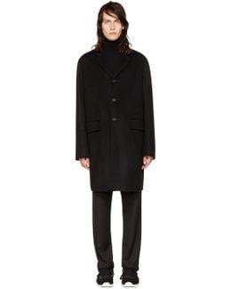 Black Matthew Coat