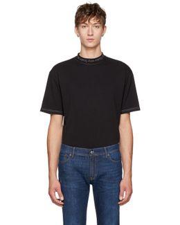 Black Gojina Dyed T-shirt