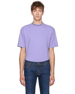 Blue Gojina Dyed T-shirt