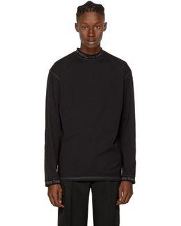 Black Long Sleeve Greta T-shirt