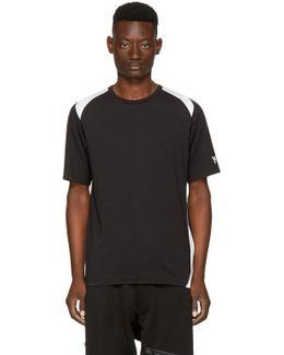 Black & White Three-stripes T-shirt