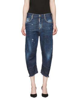 Blue Kawaii Jeans