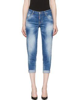 Blue Hockney Jeans