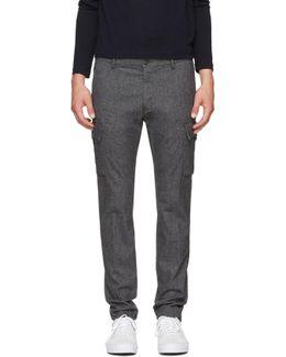 Grey Admiral Cargo Pants
