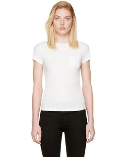 White Rib T-shirt