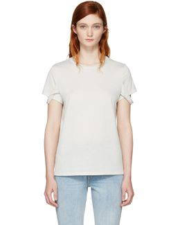 Off-white Strappy T-shirt