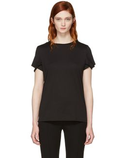 Black Strappy T-shirt