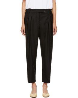 Black Annie Trousers