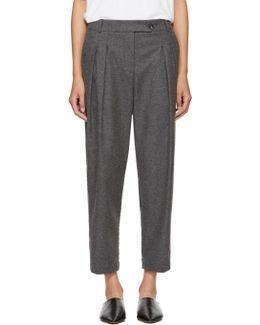 Grey Annie Trousers