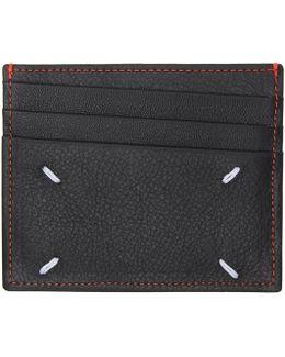 Black Contrast Cardholder