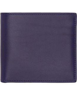 Indigo Bifold Wallet