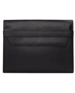 Black Leather Portfolio