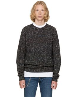 Grey Donegal Sweater