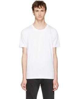 Three-pack White Stereotype T-shirts