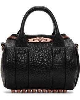 Black Mini Rockie Bag