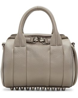 Grey Mini Rockie Bag