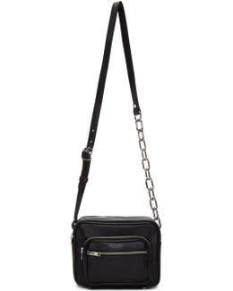 Black Crossbody Camera Bag