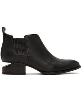 Black Kori Boots