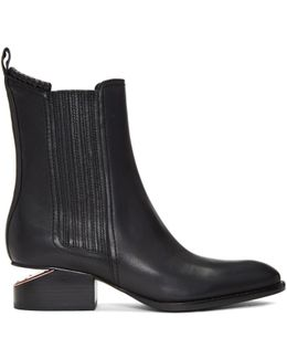 Black Anouck Boots