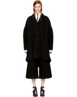 Black Casentino Coat