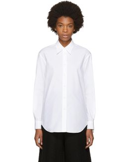 White Parachute Shirt