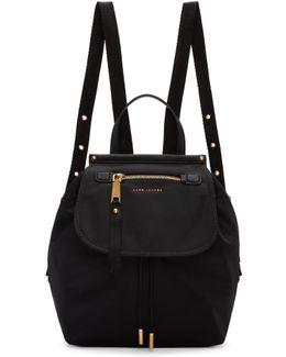 Black Trooper Backpack