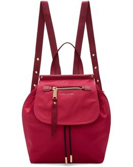 Pink Trooper Backpack
