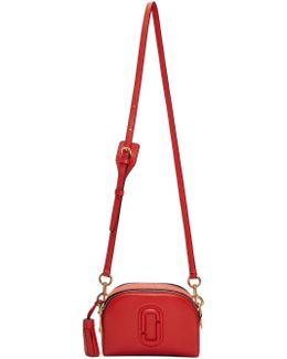 Red Shutter Camera Bag