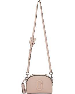 Pink Small Shutter Camera Bag