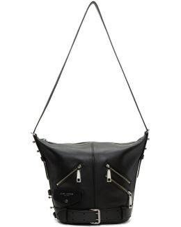 Black 'the Sling' Motorcycle Bag