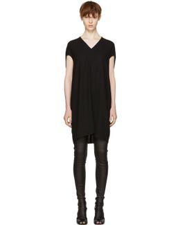 Black Floating Dress