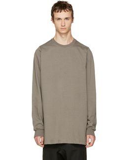 Grey Crewneck Sweater