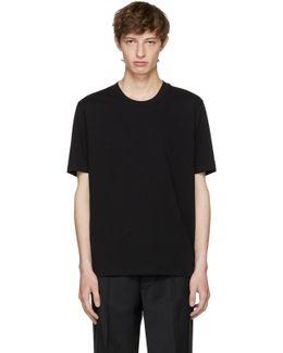 Black New Fit T-shirt