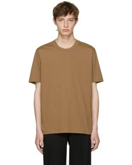 Brown New Fit T-shirt