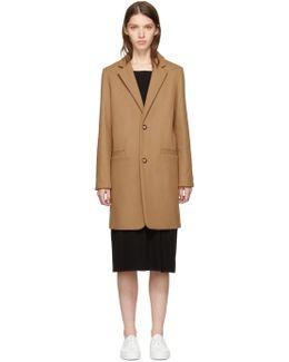 Beige Carver Coat