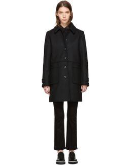 Black Rosalie Coat