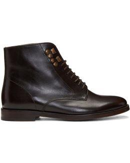Brown Frances Boots
