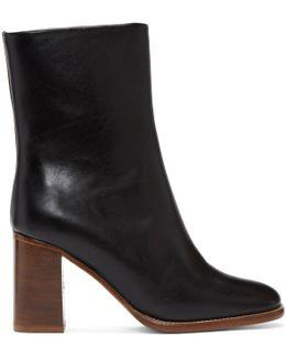 Black Flavie Boots