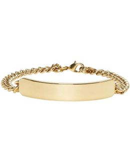 Gold Darwin Bracelet