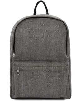 Grey Benjamin Backpack