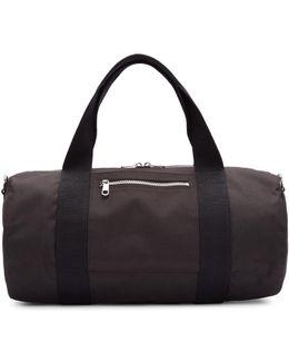 Black Small Liam Duffle Bag